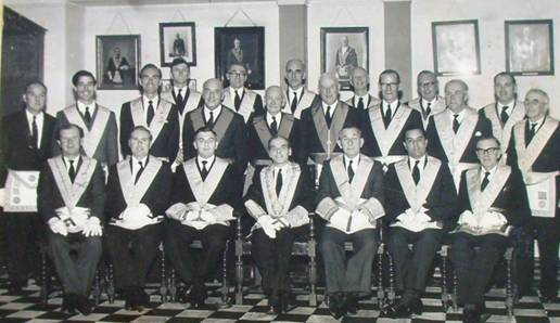 officers1961-1962
